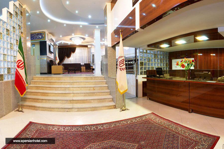 هتل قدس مشهد لابی