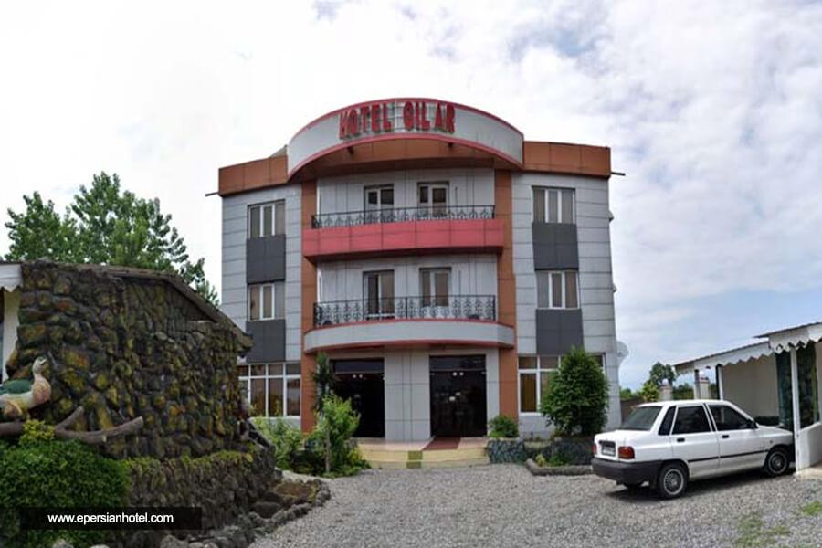 هتل گیلار انزلی نما