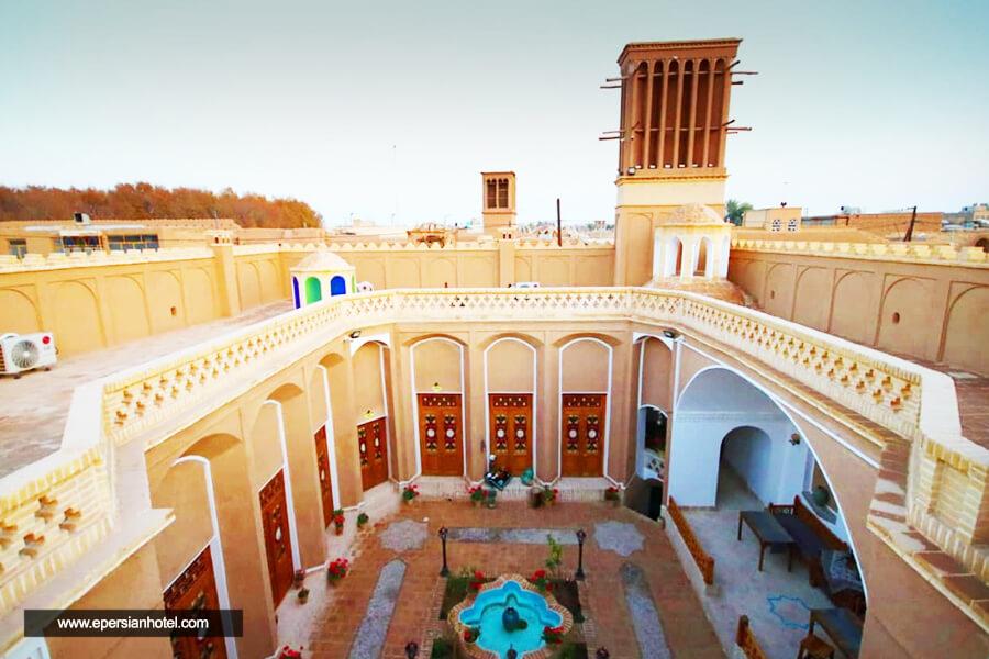 هتل گیتی یزد نما