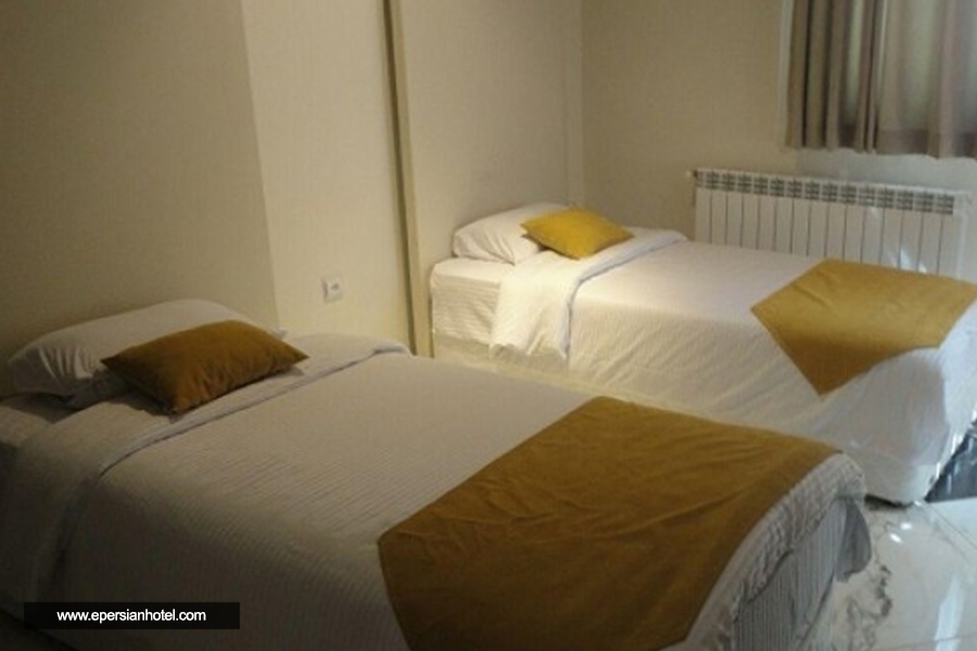 هتل مجتمع اقامتی گلستانکوه خوانسار اتاق دو تخته