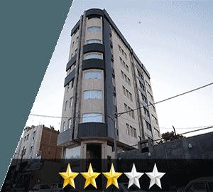 هتل هفت آسمان مشهد