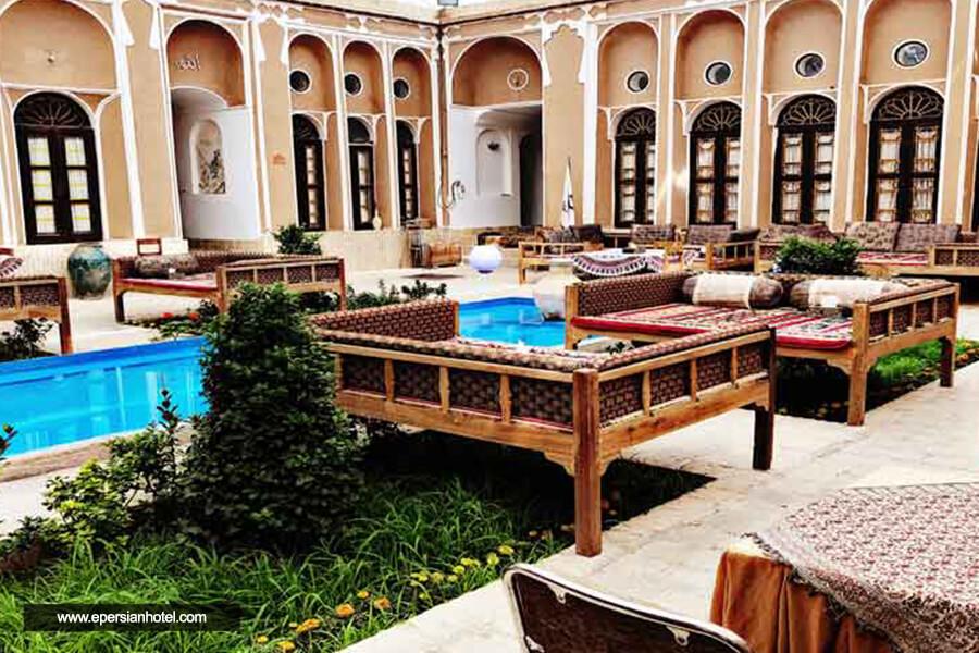 هتل سنتی هفت خوان یزد نما