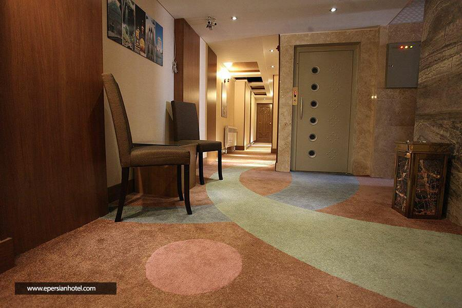 هتل هفت آسمان  مشهد class=