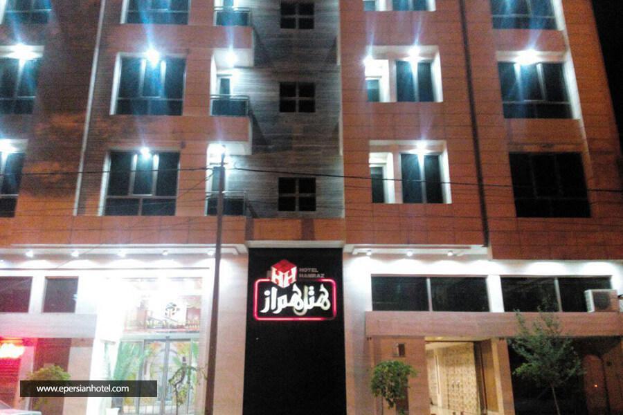 هتل همراز  مشهد class=