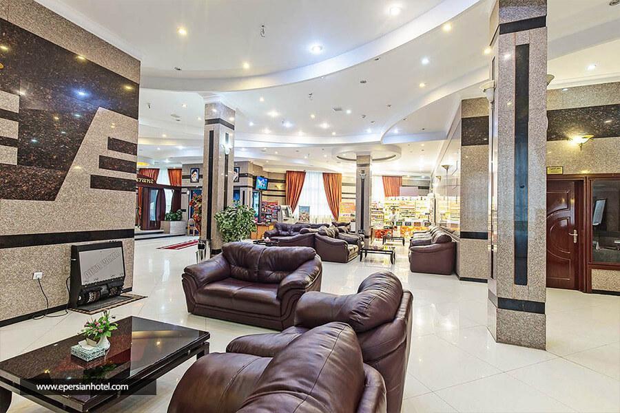 هتل هلیا  مشهد class=
