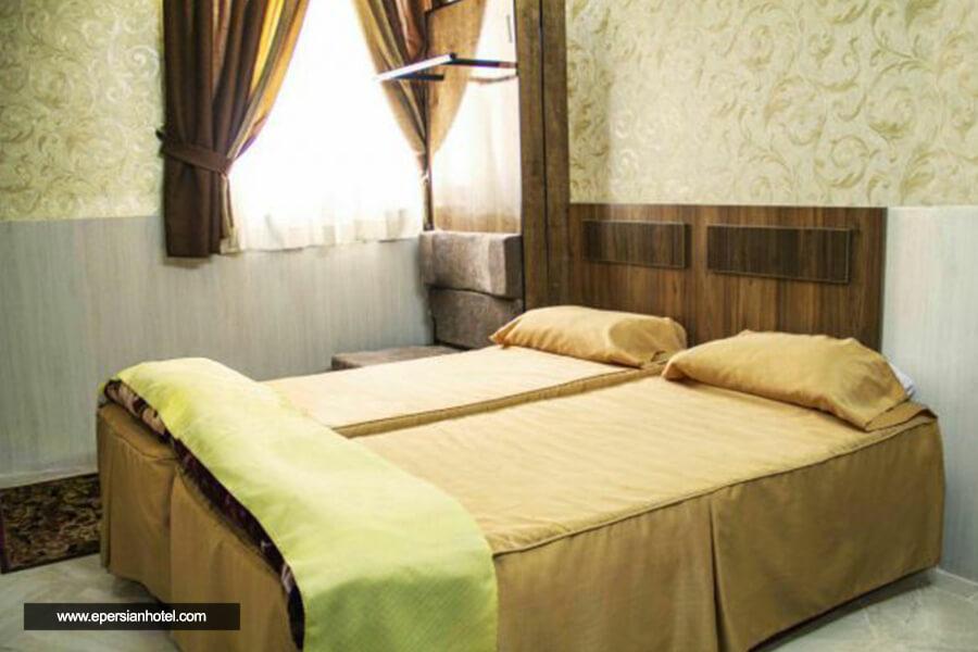هتل حسام مشهد اتاق دو تخته