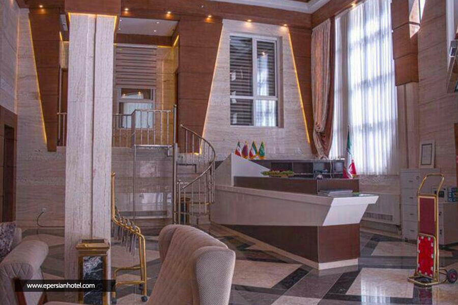 هتل کارن مشهد لابی