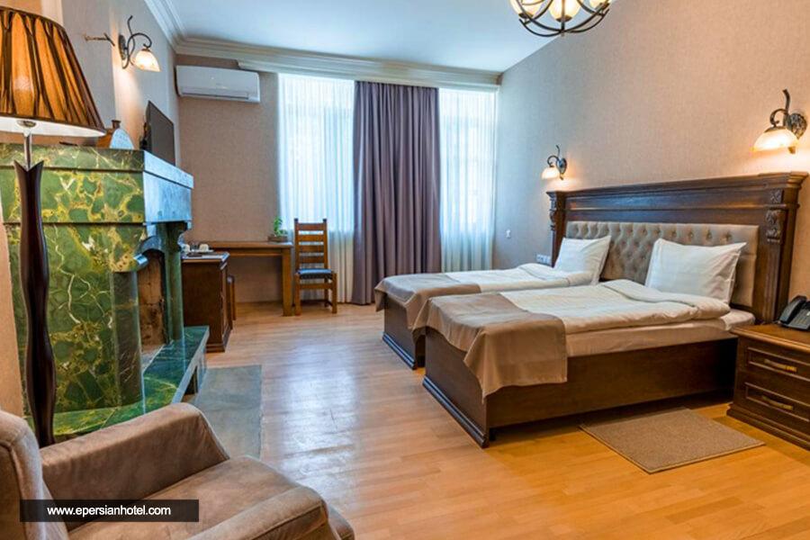 هتل ایمپریال تفلیس اتاق