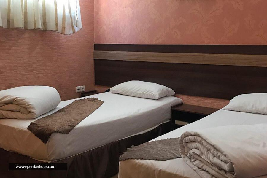 هتل ایساتیس مشهداتاق دو تخته