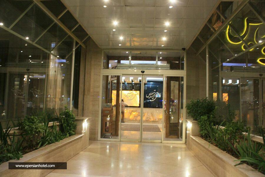 هتل ایساتیس مشهد نما