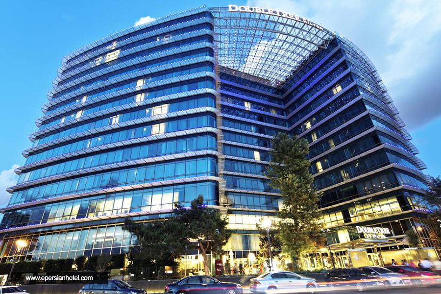 هتل دابل تری بای هیلتون - مودا استانبول نما