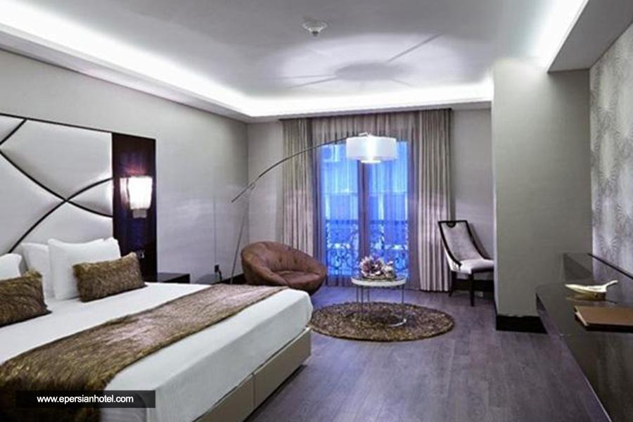 هتل بیز جواهر استانبول اتاق دوتخته