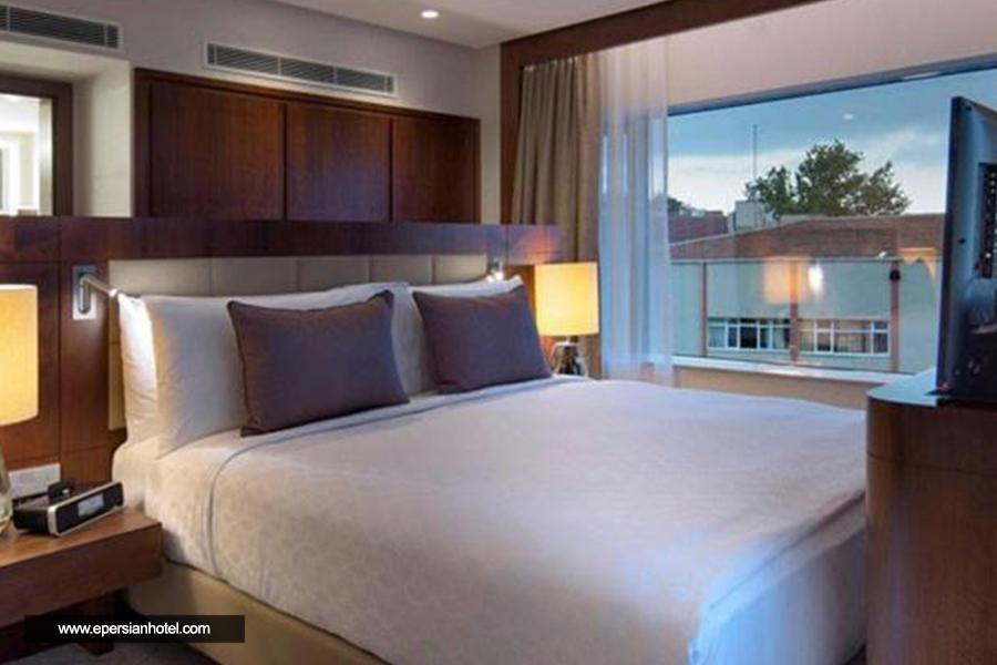 هتل کنراد بسفوروس استانبول اتاق دوتخته