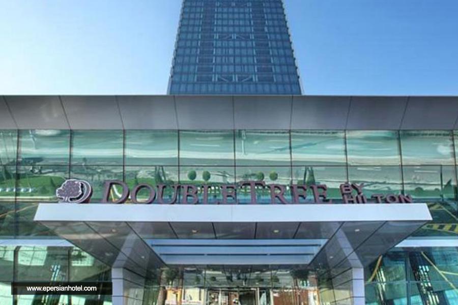 هتل دابل تری بای هیلتون آوجیلار استانبول نما
