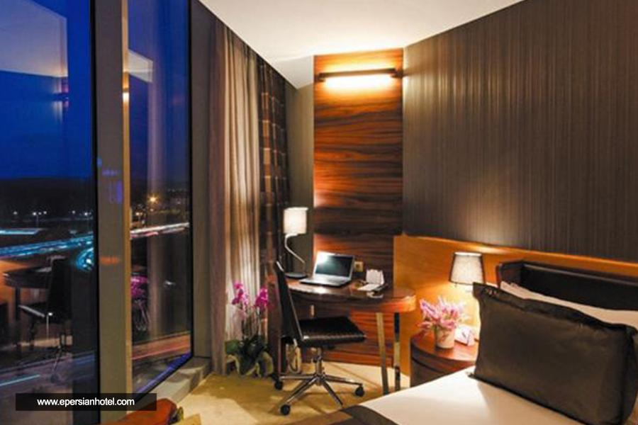 هتل رسکات آسیا استانبول اتاق