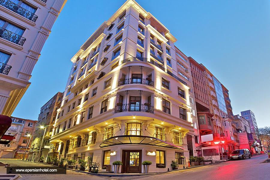 هتل آدلمار استانبول نما