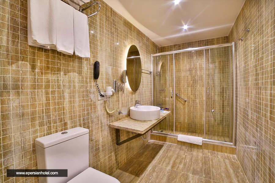 هتل آل سیزنز استانبول حمام