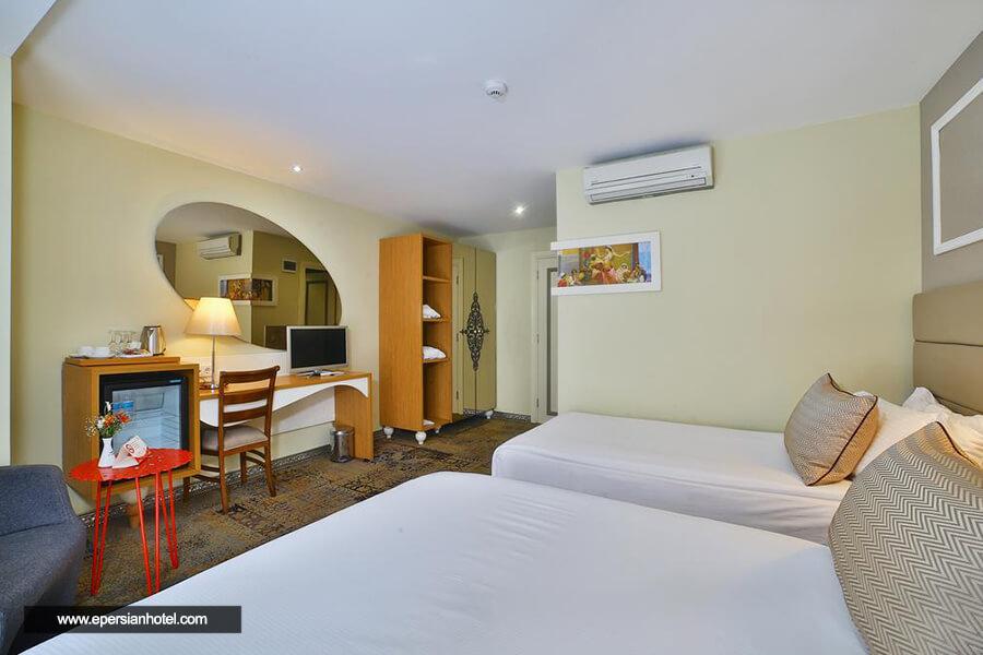 هتل آل سیزنز استانبول اتاق دو تخته