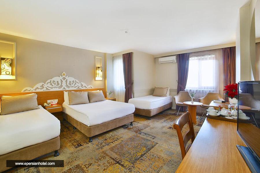 هتل آل سیزنز استانبول اتاق چهار تخته