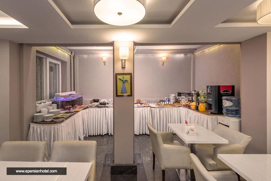 هتل آریستوكرات استانبول رستوران
