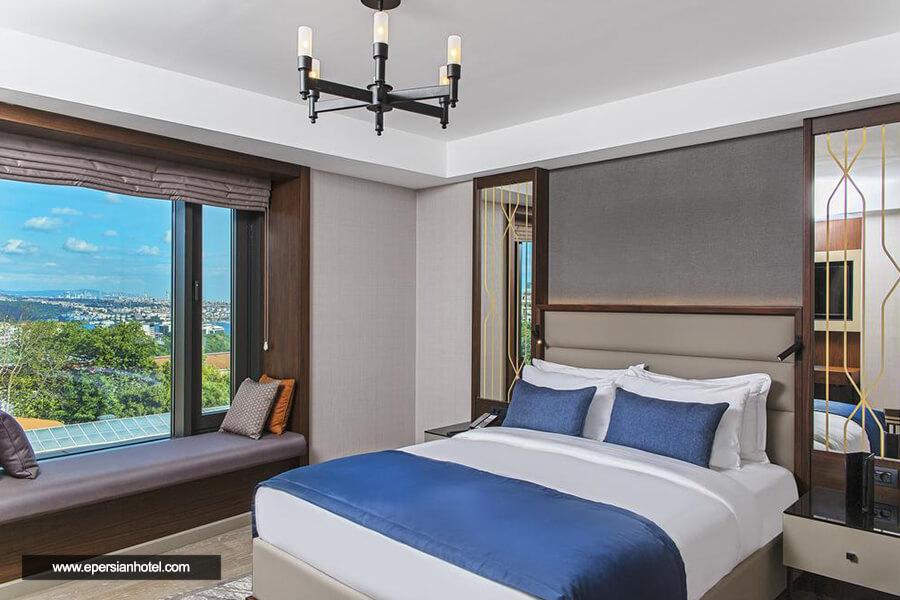 هتل آرتز  اتاق دو تخته