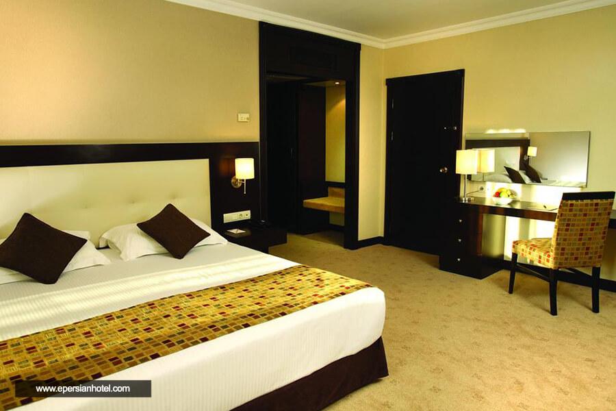 هتل بارسلو ارسین توپکاپی استانبول اتاق دو تخته