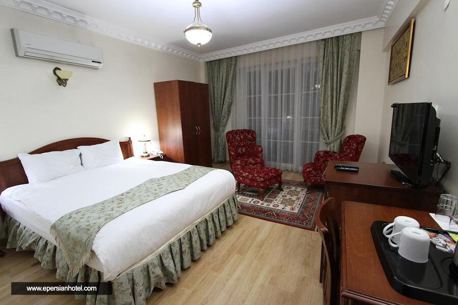 هتل باسیلوس استانبول اتاق دوتخته