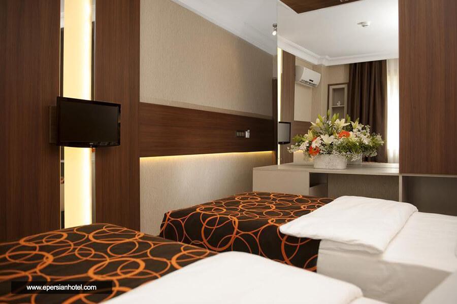 هتل بیربی استانبول اتاق دو تخته