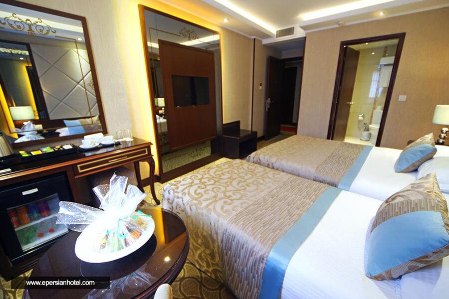 هتل بلک برد استانبول اتاق دو تخته