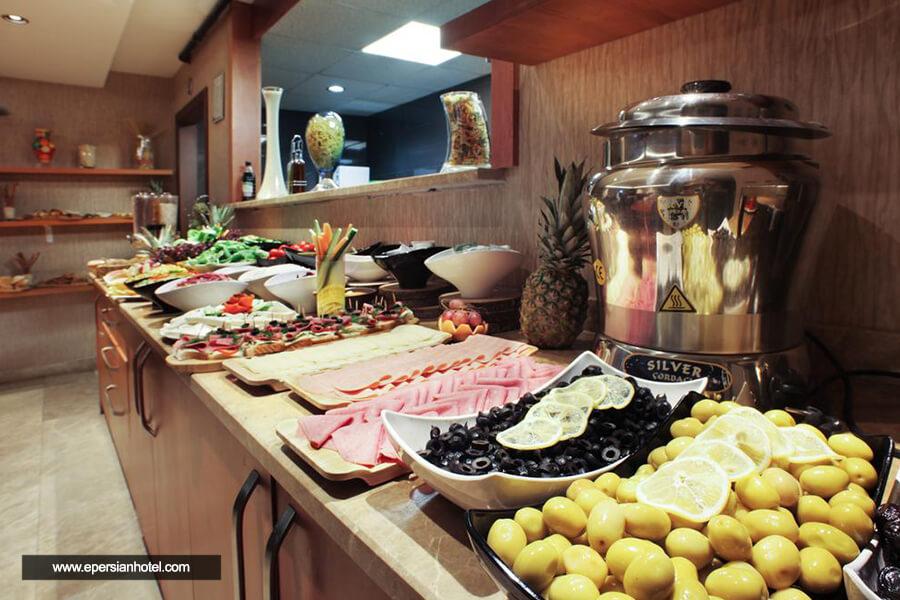 هتل بلو وی هیستوریکال استانبول رستوران