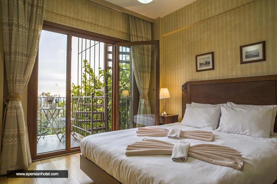 هتل بوکولیون پالاس استانبول اتاق دوتخته