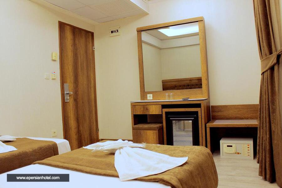 هتل بیوک پاریس استانبول نمای داخلی