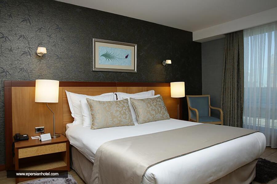هتل بایوتل استانبول اتاق دو تخته