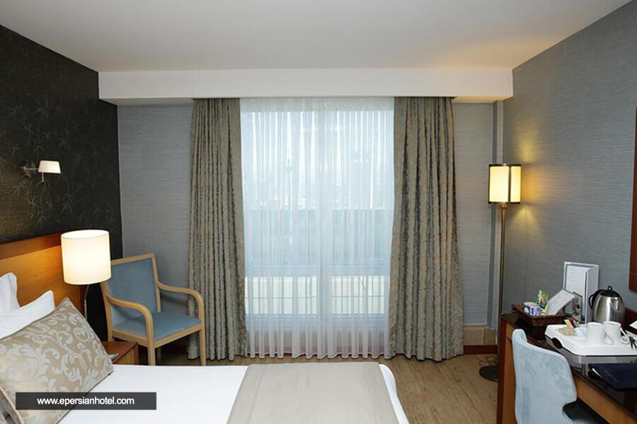 هتل بایوتل استانبول نمای داخلی