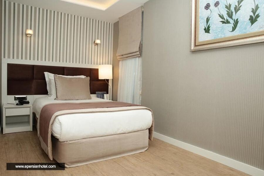 هتل بایوتل استانبول اتاق یک تخته