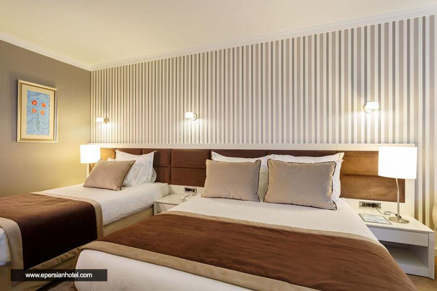 هتل بایوتل استانبول اتاق سه تخته