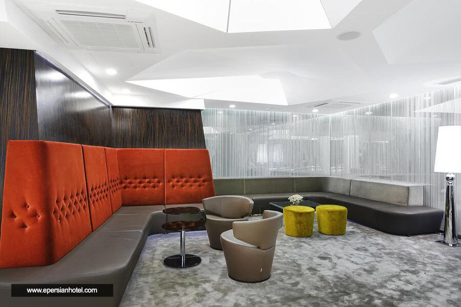 هتل کارتون استانبول فضای داخلی