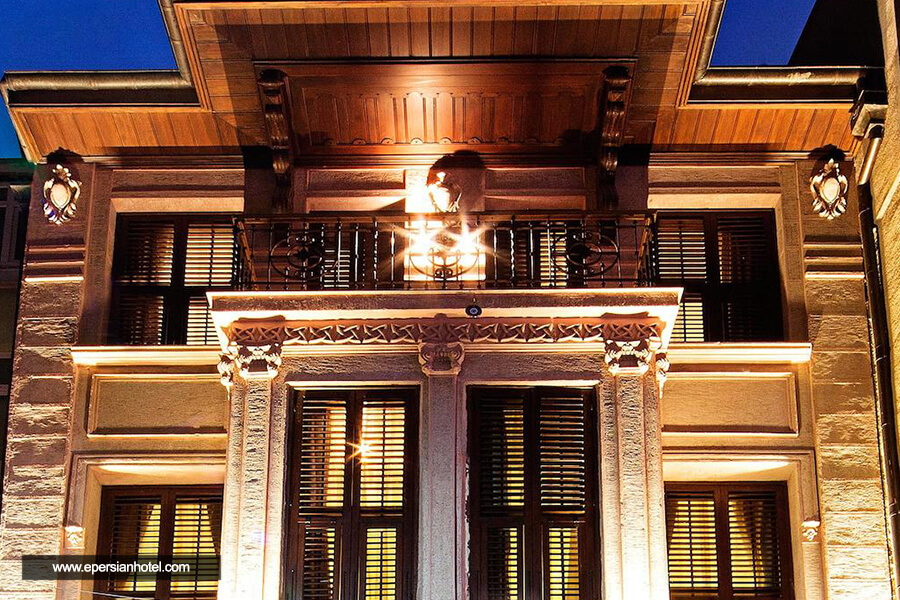 هتل كلین استانبول نما