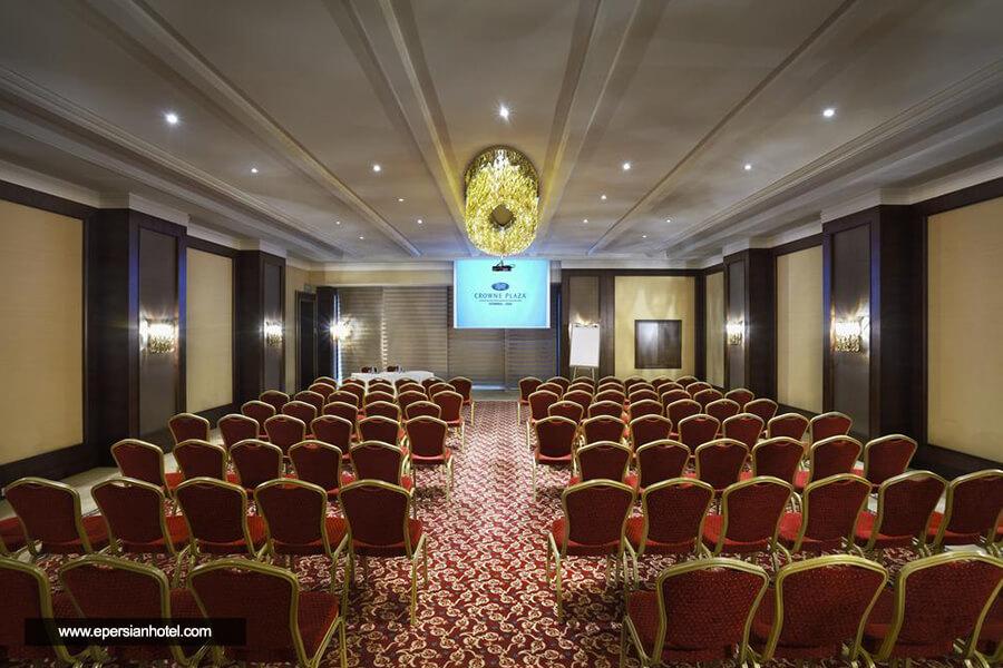 هتل کراون پلازا آسیا استانبول سالن کنفرانس