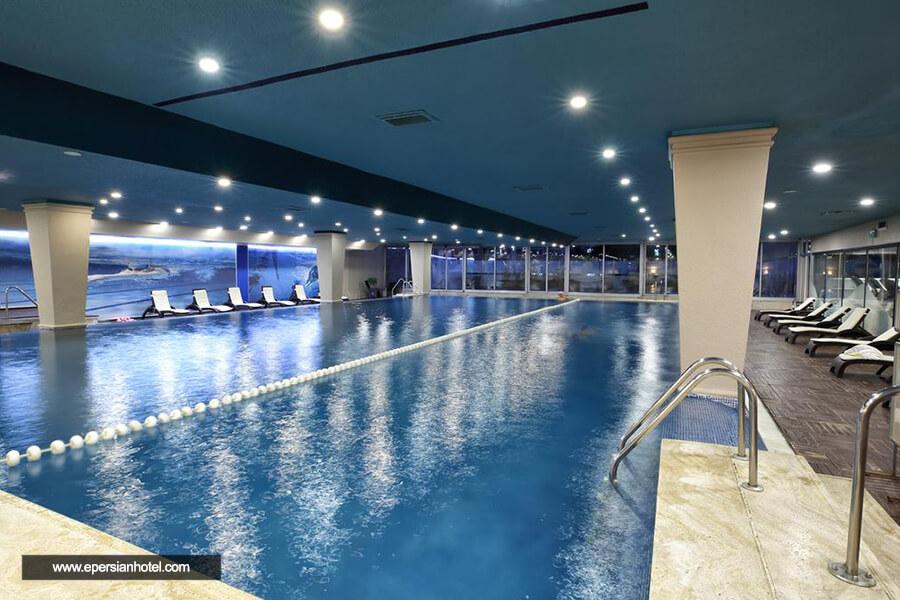 هتل ددمان استانبول استخر