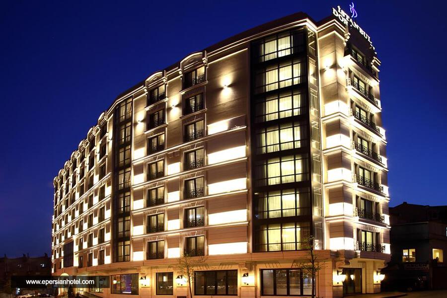 هتل دورا استانبول نما