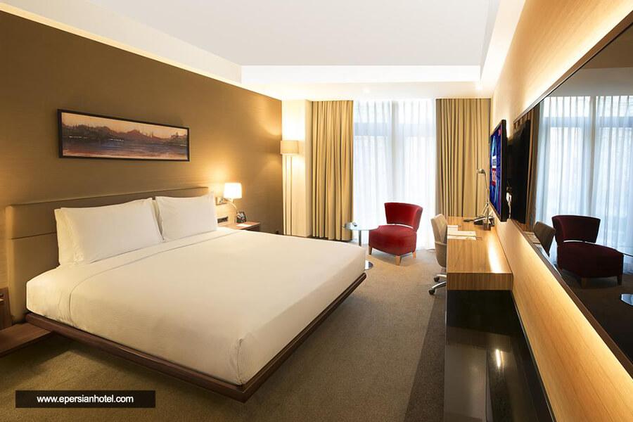 هتل دابل تری بای هیلتون اولد تاون استانبول اتاق دو تخته