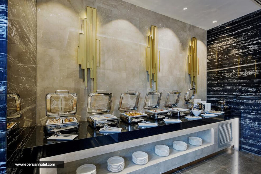هتل دابل تری بای هیلتون پیاله پاشا استانبول رستوران