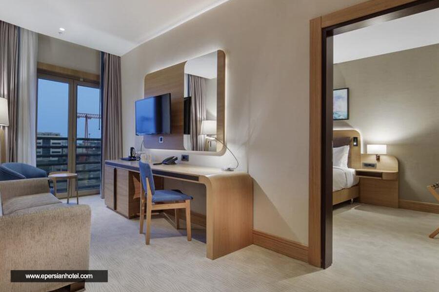 هتل دابل تری بای هیلتون توزلا استانبول نمای داخلی