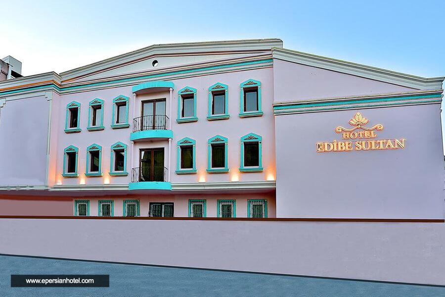 هتل ادیب سلطان استانبول نما