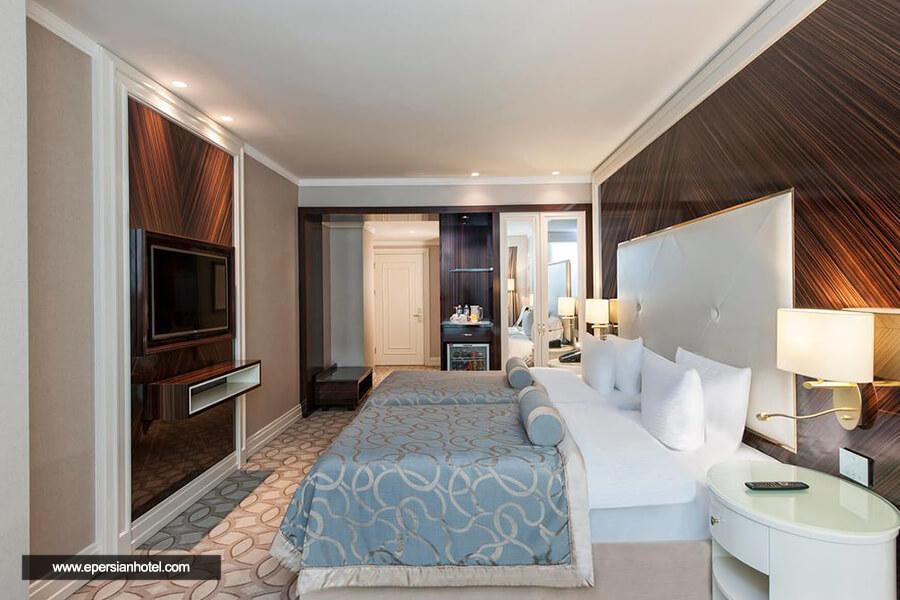 هتل الیت ورد بیزینس استانبول نمای داخلی