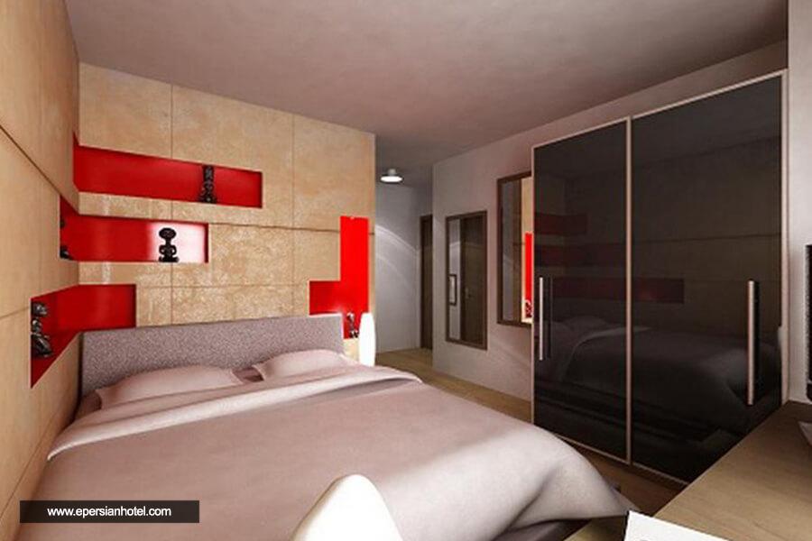 هتل اترنیتی استانبول اتاق دوتخته