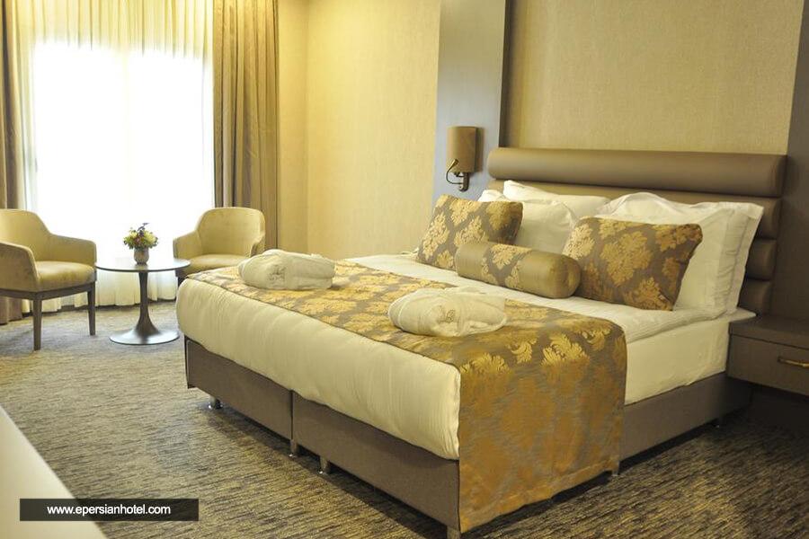 هتل یورو پارک استانبول اتاق دو تخته