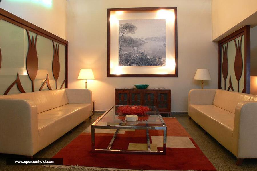 هتل فرونیا استانبول لابی