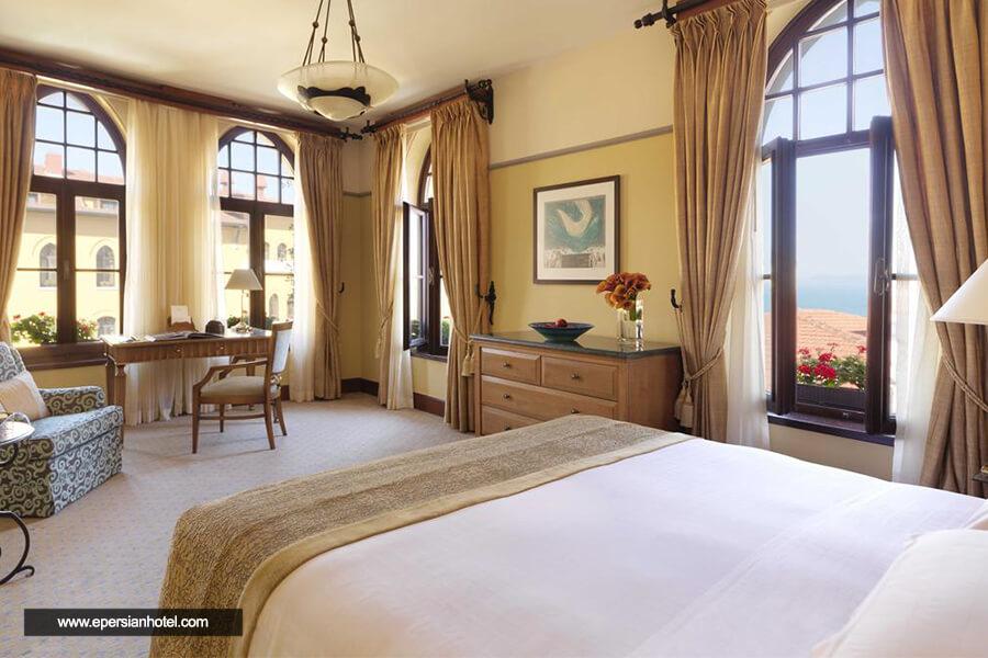 هتل فور سیزن سلطان احمد استانبول اتاق دو تخته